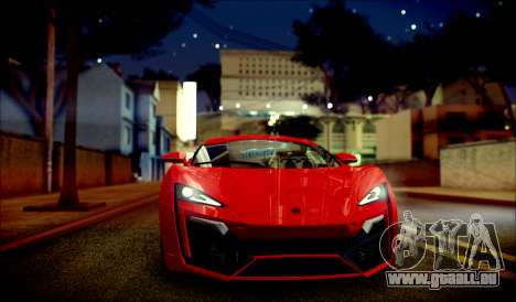 ENBR pour GTA San Andreas troisième écran