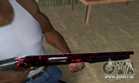 Redl Shotgun pour GTA San Andreas
