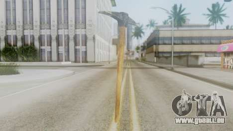 Red Dead Redemption Pick pour GTA San Andreas