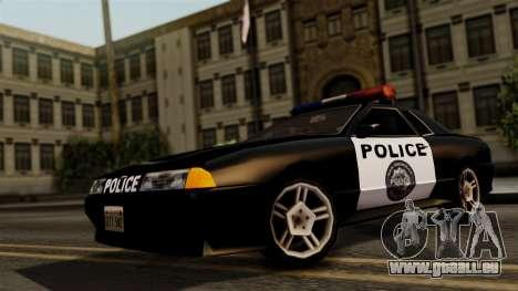 Police Elegy für GTA San Andreas