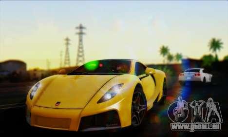 Smooth Realistic Graphics ENB 3.0 pour GTA San Andreas douzième écran
