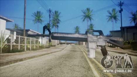 M16 pour GTA San Andreas