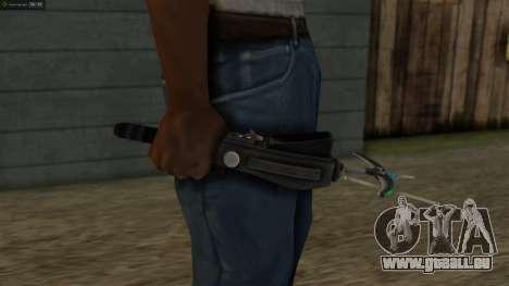 Digiscanner from GTA 5 pour GTA San Andreas troisième écran