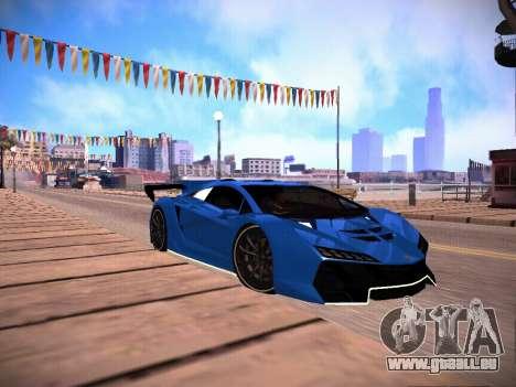 T.0 Secret Enb pour GTA San Andreas huitième écran