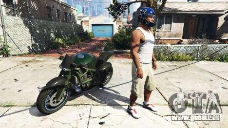 GTA 5 Schalter Helm v0.2 zweite Screenshot