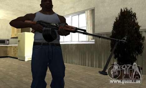 Alt MAG für GTA San Andreas
