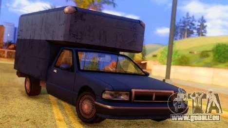 Premier Truck pour GTA San Andreas
