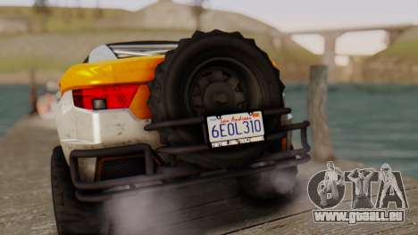 Coil Brawler Gotten Gains für GTA San Andreas