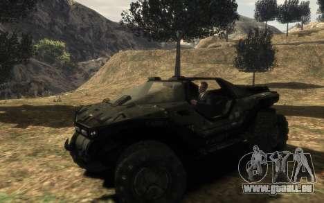 Conseil de sécurité M12 warthog de Halo Reach pour GTA 4