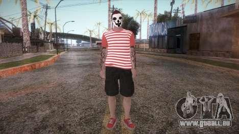 GTA Online Skin für GTA San Andreas zweiten Screenshot