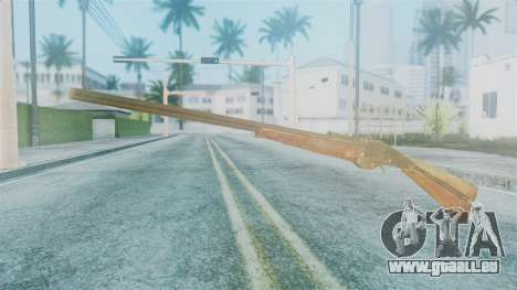 Red Dead Redemption Rifle für GTA San Andreas