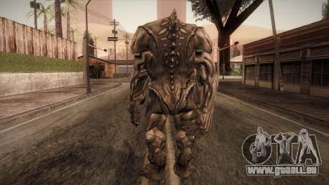 Abomination (The Incredible Hulk) pour GTA San Andreas troisième écran