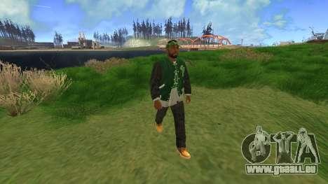 No Shadows pour GTA San Andreas cinquième écran