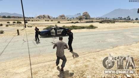 GTA 5 Real Life Mod 1.0.0.1 fünfter Screenshot