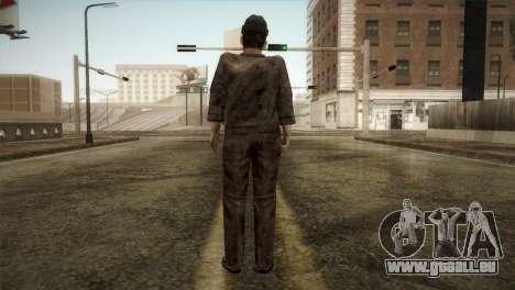 RE4 Don Manuel pour GTA San Andreas troisième écran