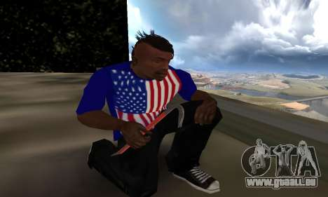 Crowbar from GTA 5 pour GTA San Andreas