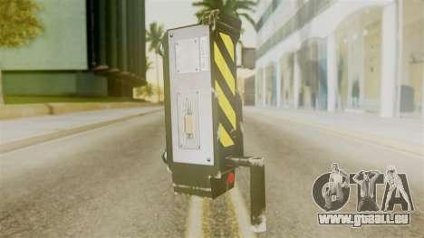 Ghostbuster SMTH pour GTA San Andreas