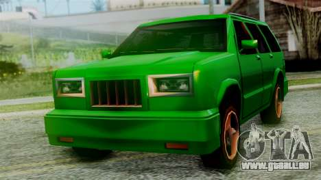 Landstalker New Edition pour GTA San Andreas