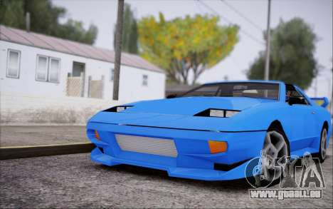Elegy GT pour GTA San Andreas