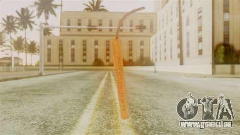 Red Dead Redemption TNT Sergio für GTA San Andreas