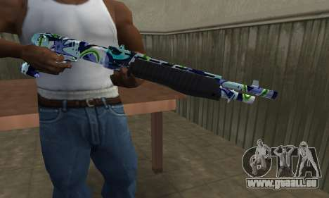 Limeyond Combat Shotgun pour GTA San Andreas