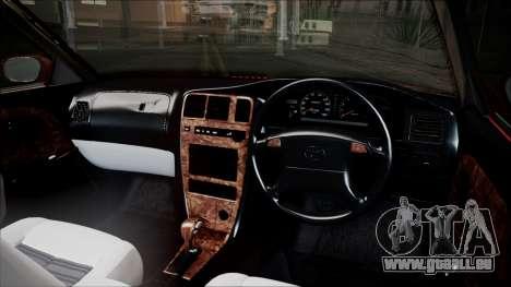 Toyota Mark II X90 für GTA San Andreas rechten Ansicht