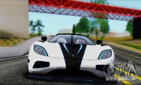 Smooth Realistic Graphics ENB 3.0 pour GTA San Andreas deuxième écran