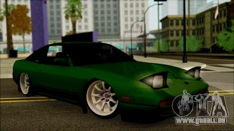 Nissan 240SX S13 pour GTA San Andreas