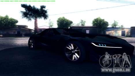Dark ENB Series pour GTA San Andreas quatrième écran