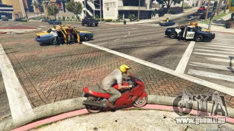 Police Chase Random Event für GTA 5