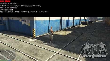 GTA 5 Last Shot 0.1 sechster Screenshot