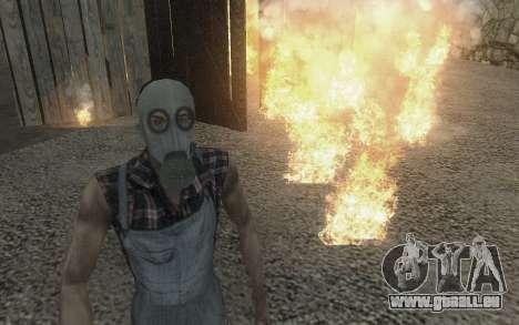 Le masque de Virtus pour GTA San Andreas