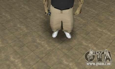 Rifa Skin Third für GTA San Andreas zweiten Screenshot