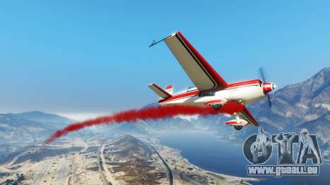 GTA 5 Rauchen in Flugzeugen v1.2