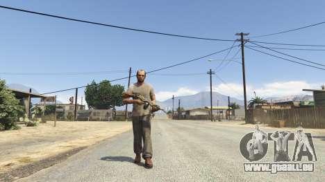 GTA 5 CFs Thompson Infernal Dragon zweite Screenshot