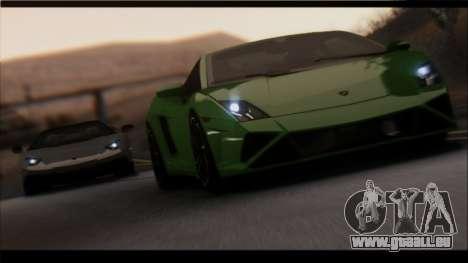 KISEKI V2 [0.076 Version] pour GTA San Andreas sixième écran