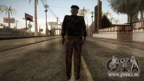 RE4 Don Diego without Hat für GTA San Andreas dritten Screenshot