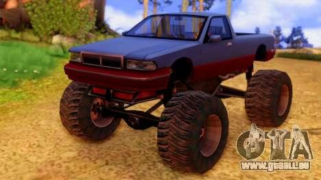 Premier Monster pour GTA San Andreas