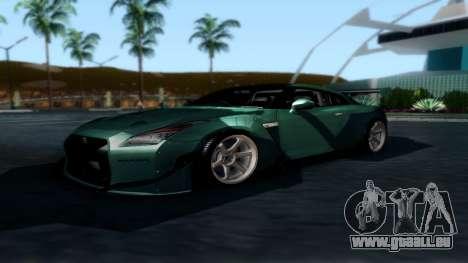 Dark ENB Series pour GTA San Andreas huitième écran
