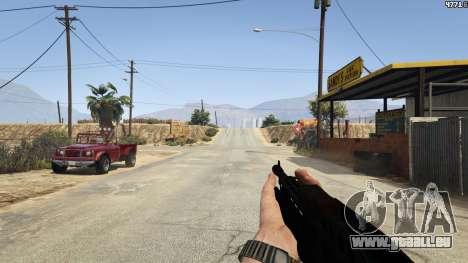 GTA 5 SPAS 12 2.0 fünfter Screenshot