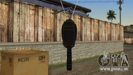 Digiscanner from GTA 5 pour GTA San Andreas deuxième écran