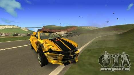No Shadows für GTA San Andreas dritten Screenshot
