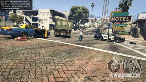 GTA 5 Police Chase Random Event fünfter Screenshot