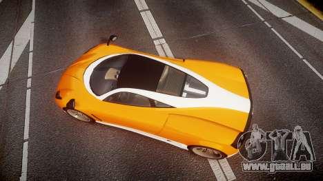 GTA V Pegassi Osiris für GTA 4 rechte Ansicht