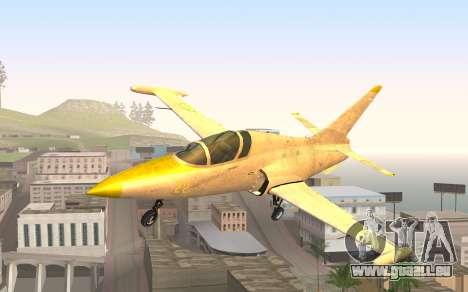 GTA 5 Besra pour GTA San Andreas
