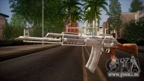 AK-47 v2 from Battlefield Hardline pour GTA San Andreas
