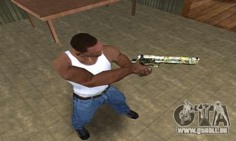 Lable Deagle pour GTA San Andreas