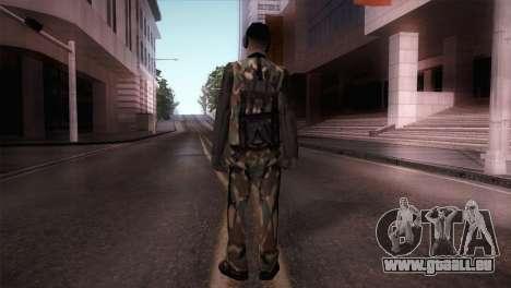 Radioman für GTA San Andreas dritten Screenshot