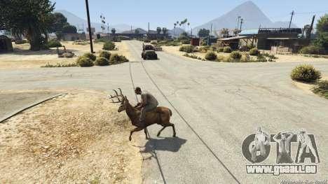 GTA 5 Ride A Deer [.NET] 0.2b sechster Screenshot