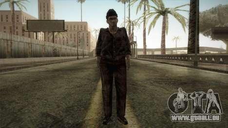 RE4 Don Manuel pour GTA San Andreas deuxième écran